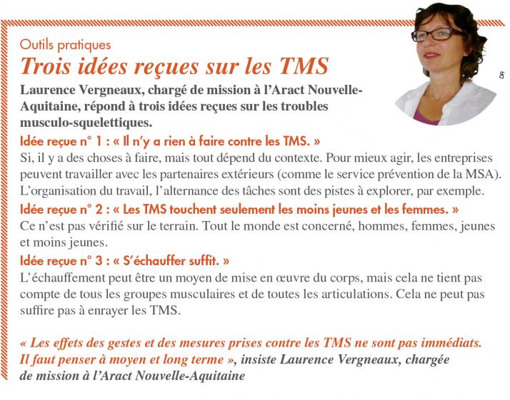 Trois idées reçues sur les TMS