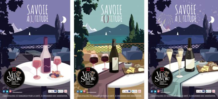 Une nouvelle identité pour les vins de Savoie