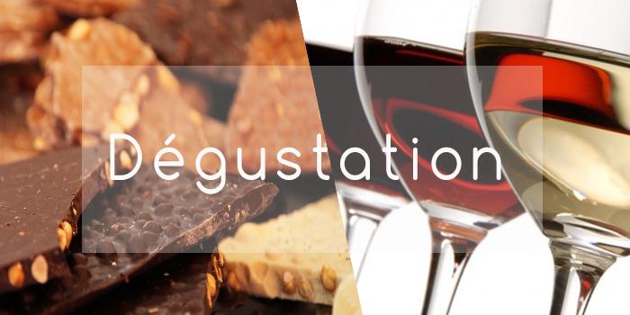 Déguster du chocolat, c'est plus compliqué que de déguster du vin ! Photo : DR