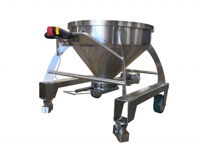 Cuvon motorisé pour le vin de Serap Industries