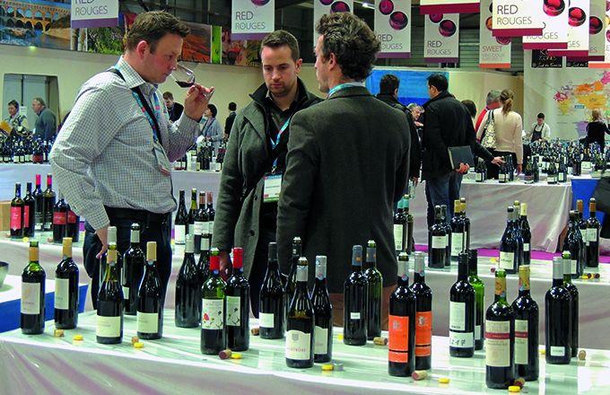 En parallèle de Millésime Bio se tient tous les deux ans le Forum international d'affaires de Montpellier. Photo : S.Favre/Pixel image