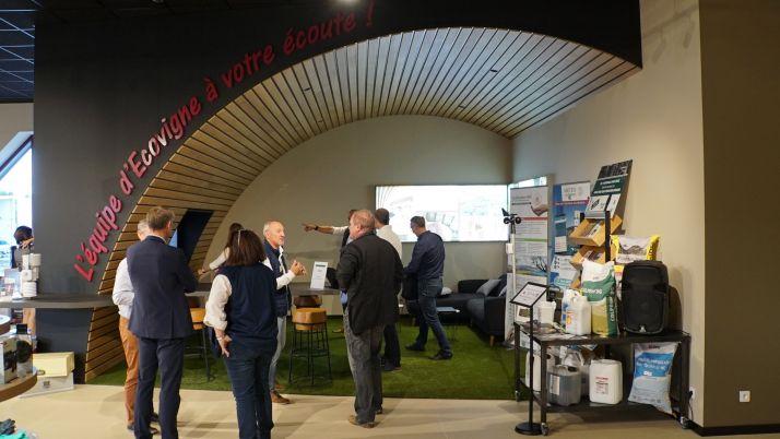 Ecovigne 360° et un nouveau concept de Terre Alliances au service des viticulteurs.