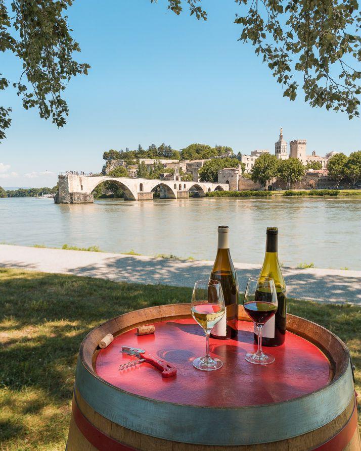 Les vendanges 2020 débutent en Vallée du Rhône. Credit photo @vinsrhone (https://twitter.com/Vinsrhone/status/1282954989229334528/photo/1)