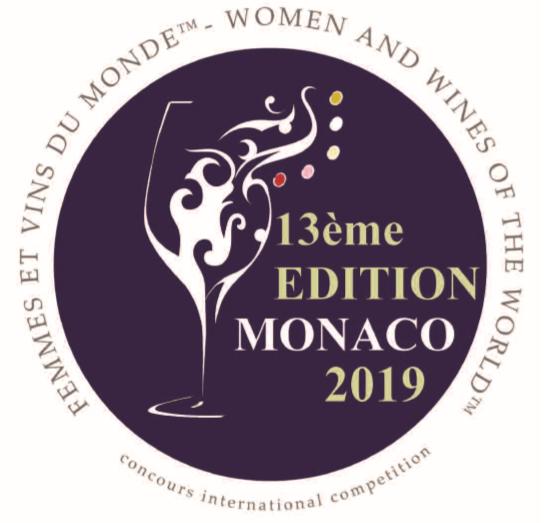 La 13ème édition du concours Femmes et Vins du Monde au lieu à Monaco le 2 mars 2019.