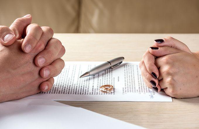 Comprendre le nouveau divorce par consentement mutuel. © Krivinis/fotolia