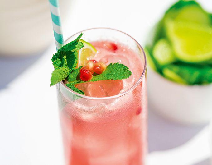 Le frosé, inventé par  Justin Sievers, barman  à New-York, a conquis les Américains durant  l'été 2016. Photo : toyechkina/fotolia