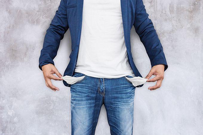 Mis à part des problèmes de trésorerie chez certains cavistes ou restaurateurs, la majorité des mauvais payeurs ne le sont pas par manque de fonds. Photo : Fotolia ParinPIX.