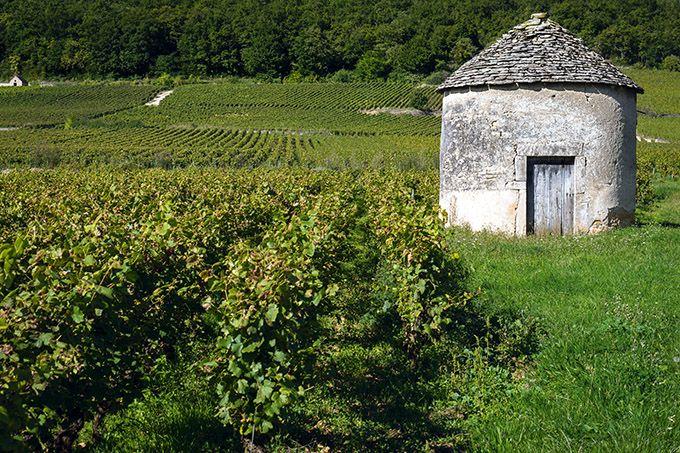 Les cabottes font partie du patrimoine rural visé par les actions de sauvegarde de la fondation du patrimoine. Photo : Eléonore H/Fotolia