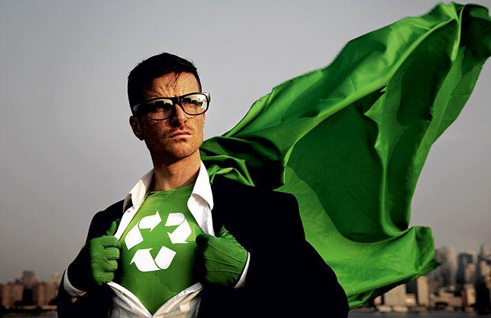 Leverreest un matériaurecyclableà 100% et à l'infini. La collecte et le recyclage du verre sont en place en France depuis 1974. © Rawpixel.com/fotolia