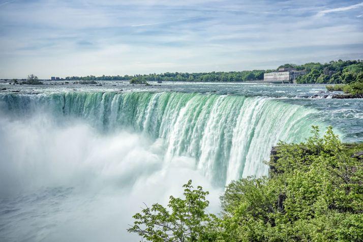 L'Ontario, c'est les chutes du Niagara, mais aussi une région de production de vins. © Magann/Fotolia