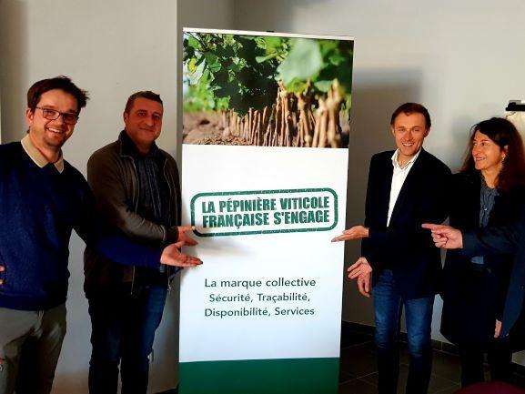 Les pépiniéristes d'Auvergne Rhône-Alpes se lancent dans la marque collective nationale.