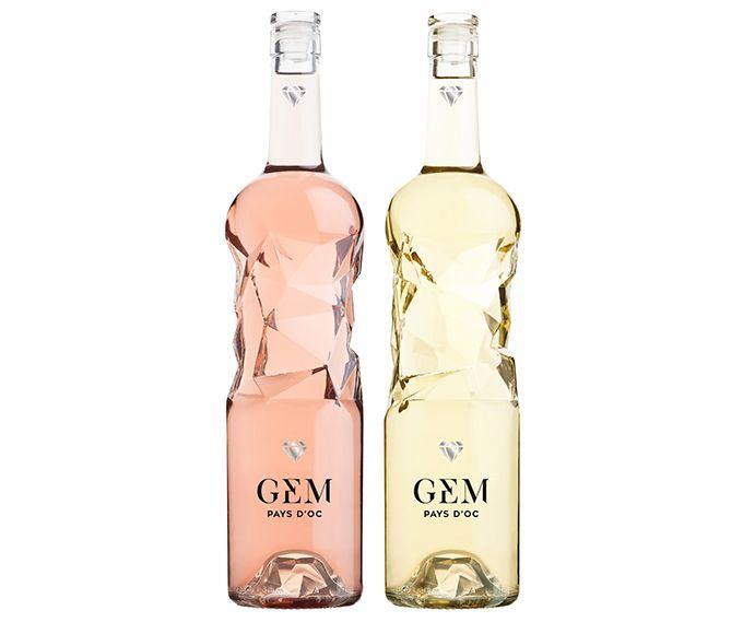 Jeanjean va commercialiser une bouteille de designer. Photo : DR