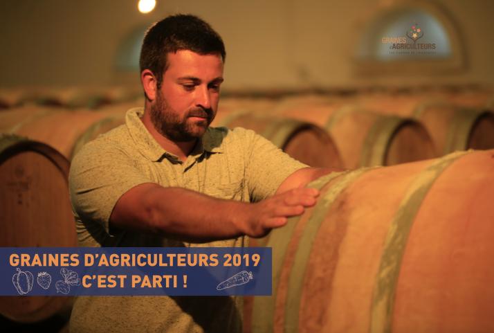 L'inscription au concours graines d'agriculteurs 2019 est possible jusqu'au 29 mars. Le thème: la gastronomie