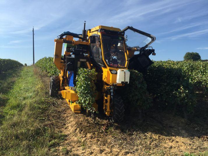 GRV propose désormais une tête de récolte adaptable sur tous les tracteurs de la gamme