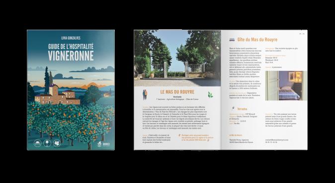 Le guide de l'hospitalité vigneronne est en réédition, participez!