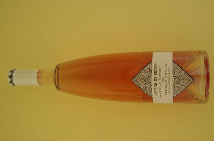 La nouvelle gamme de cabernet d'Anjou des Caves de la Loire se décline en quatre Châteaux différents.