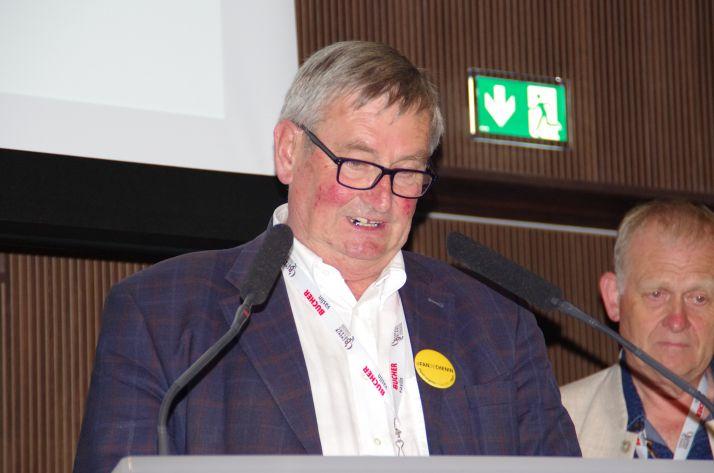 Le Congrès cenin organisé à Angers a tenu à rendre hommage à Christian Asselin