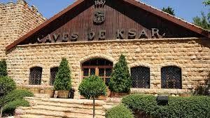 Chateau Ksara au Liban