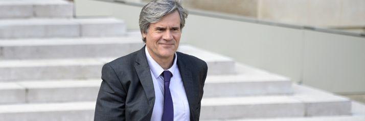 Le ministre de l'agriculture, Stéphane Le Foll. DR