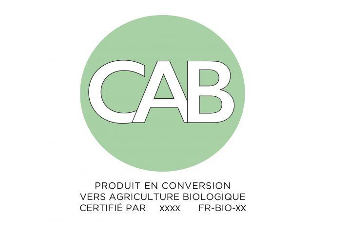 Les adhérents de SudVinBio pourront apposer ce nouveau logo pour identifier les vins en d'Occitanie en conversion vers l'agriculture biologique