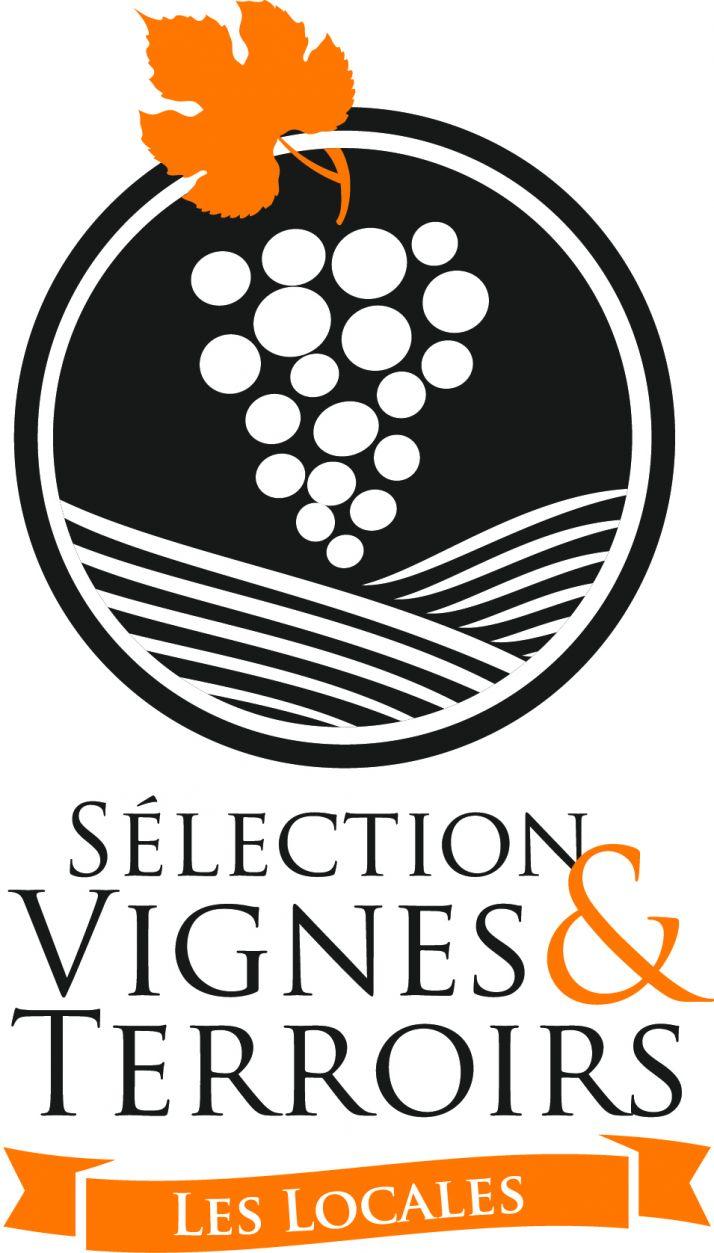 logo de la sélection de vins : vignes & terroirs: les locales de France Boissons
