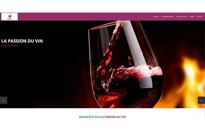 La Passion du Vin, un forum de passionnés connectés