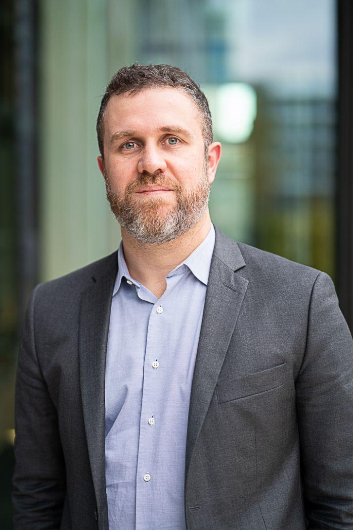 Jean-Christophe Roubin, directeur du marché agricole au  Crédit Agricole S.A