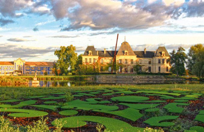 Grâce à l'arrivée d'une spécialiste en œnotourisme, le nombre de visites a été multiplié au château d'Arsac. Photo: Château d'Arsac