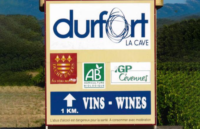 La cave de Durfort a entamé en 2019 un partenariat avec le négociant Gérard Bertrand portant sur les vins issus de raisins en conversion bio. Photo : Cave de Durfort