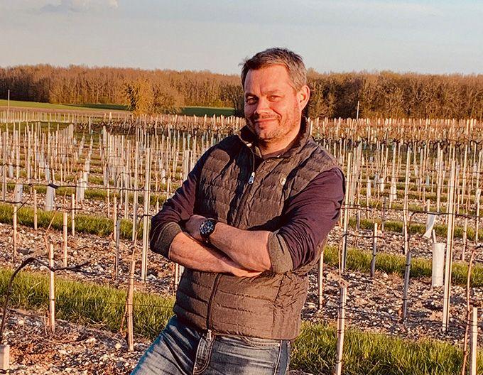 Stéphane Branchaud, Ozillac (Charente-Maritime)