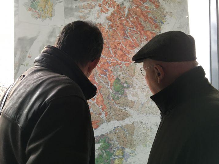 Des formations sont organisées par la Chambre d'agriculture pour valoriser les connaissances issues de la cartographie des sols.
