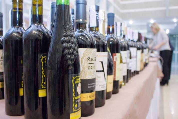 Des vins sont produits en Ukraine