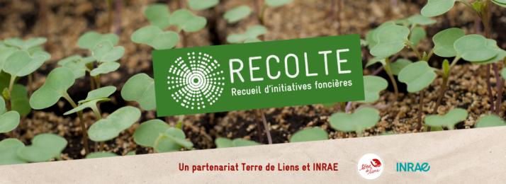 la plateforme collaborative RÉCOLTE pour préserver les terres agricoles