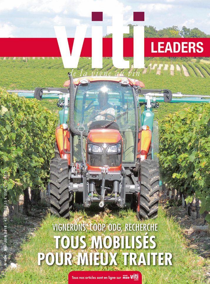 Viti Leaders de mai-juin 2018