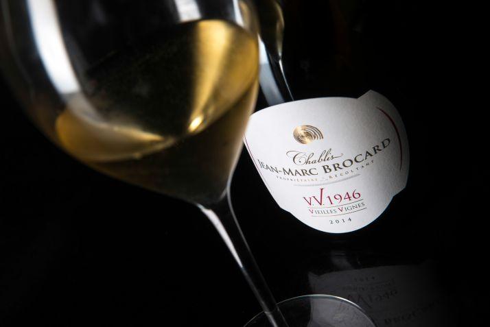 la cuvée de vin VV 1946 du domaine jean-marc brochard est exclusivement disponible sur Internet
