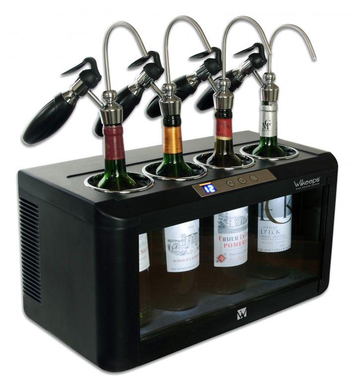 wikeeps pour conserver et servir du vin au verre mon viti. Black Bedroom Furniture Sets. Home Design Ideas