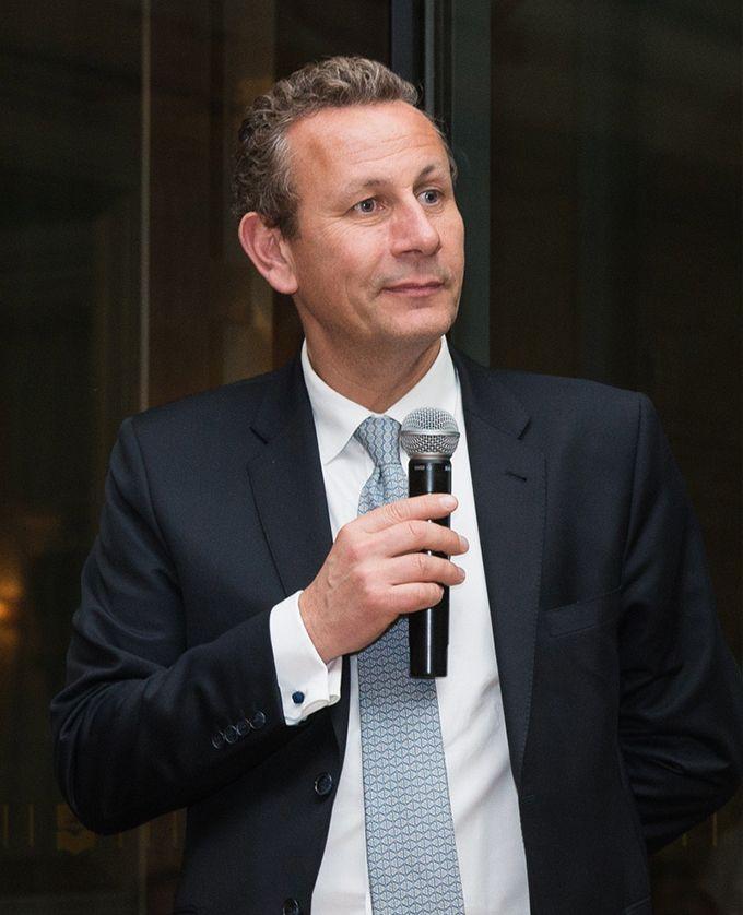 Alain Marty a créé le Wine business club en 1991. Il rassemble aujourd'hui 2500adhérents. Photo : Wine Business Club