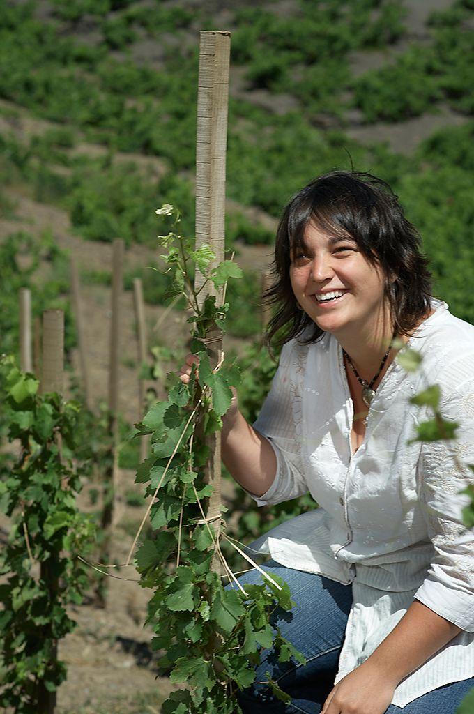 Élise Gaillard: «Ces soirées amènent une visibilité auprès d'acheteurs potentiels qui retrouveront nos vins chez nos distributeurs.» Photo : DR