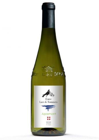 Entre Lacs et Sommets Apremont: un exemple de vin de la sélection Les Locales de France Boissons