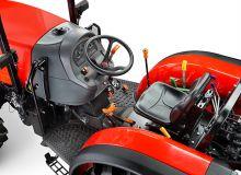 Frutteto Natural: le tracteur «basique» selon Same. © SDF
