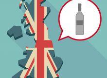 Au Royaume-Uni, la consommation de vin se maintient à 20l/an/hab, malgré une forte hausse des taxes et les incitations à une moindre consommation. Photo : Fotolia/jpgon