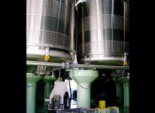 La présence de cuivre, oxydant puissant, dans les moûts peut avoir un impact sur le profil aromatique des vins blancs  et des rosés, notamment sur les thiols. CP : Groupe ICV