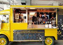 «Le wine-truck des vins du Languedoc était présent aux festivals de Düsseldorf et de Dortmund ces dernières années, secteur de forte consommation  de vin où il y a des opportunités», indique le CIVL. © CIVL