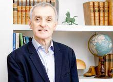 Jean Jouzel, climatologue et glaciologue. © S. Trouvé/Pixel6TM