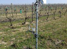 Parmi les points mis en avant par la société Promété pour ses stations connectées,la mesure effective et non estimée de la température humide.