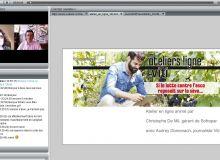 Vous n'avez pas pu assister à l'atelier en ligne de Viti sur la lutte contre l'esca? Voici le replay!