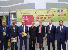 La filière viti-vinicole ukrainienne souhaite se professionnaliser avec l'appui des pays membres de l'Union Européenne (Stéphane Badet)