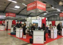 première édition du salon Vinomed en 2021 à Montpellier