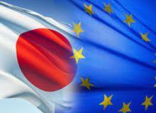 un accord de libre échange a été ratifié par le Japon et l'UE