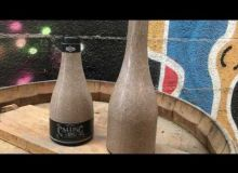 Le lin : le matériau des bouteilles de vin de demain?